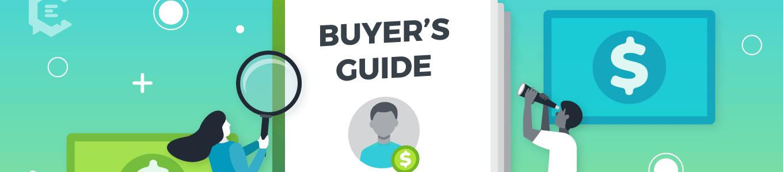 Buyers guide vector